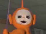 Orange Teletubby