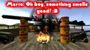 It's Your Burning Flesh