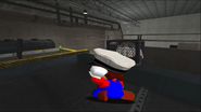 Mario Goes to the Fridge to Get a Glass Of Milk 178