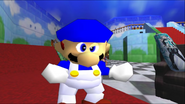 Mario and The Diss Track 040