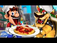 SMG4- Cooking with Mario & Bowser- World Tour