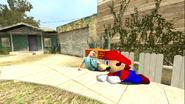 Stupid Mario 3D World 068