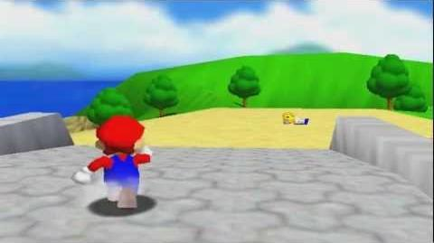 Super Mario 64 Bloopers: The Imposter