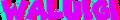 Waluigi (glitch logo).png
