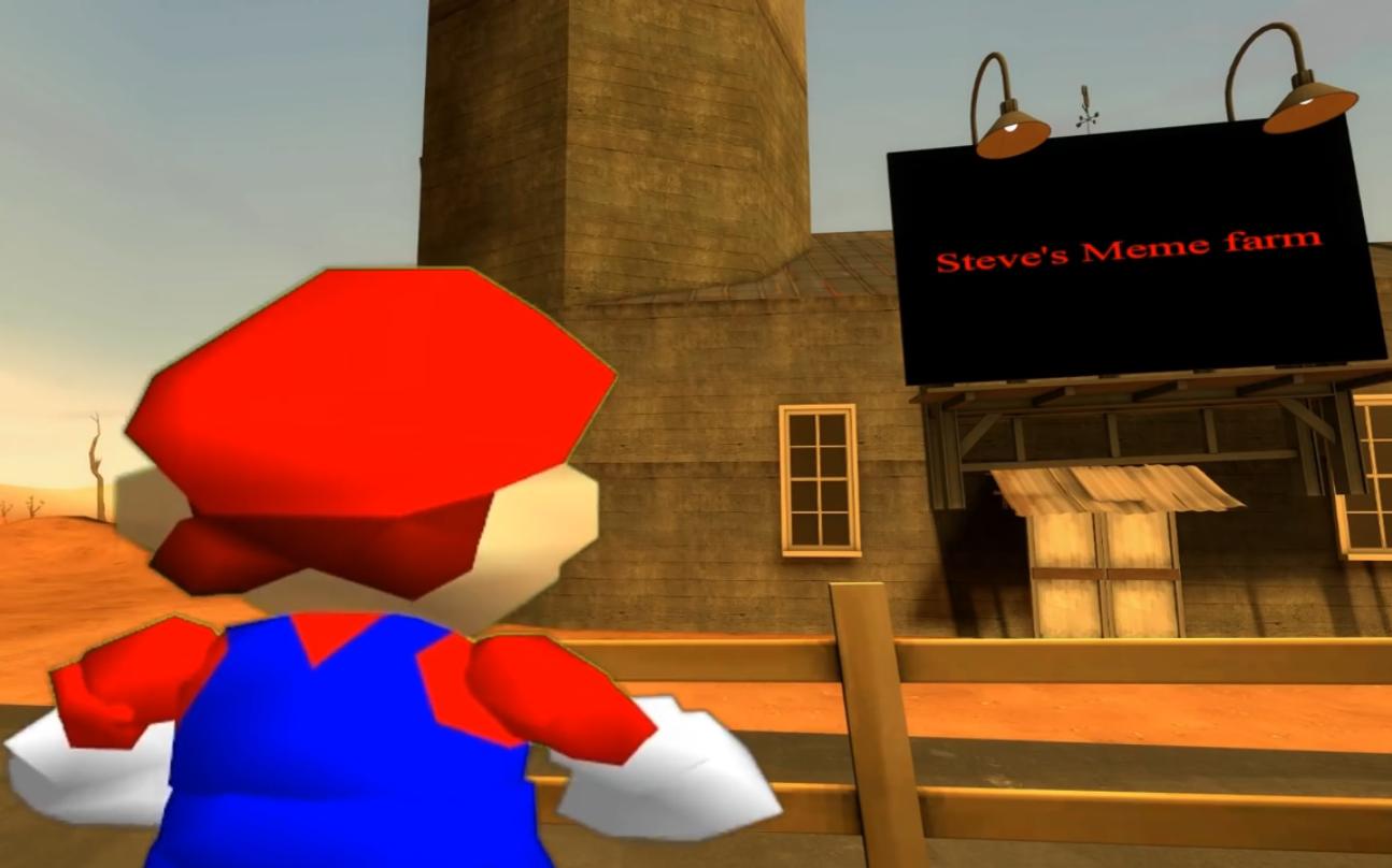 Steve's Meme Farm