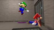 Mario's Prison Escape 014