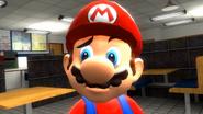 Mario Confused in Retarded64 - Mario The Waiter