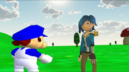 SMG4 Mario And... The Well 064