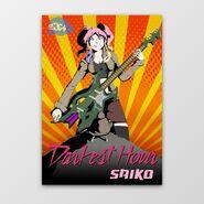 Saiko Darkest Hour Poster