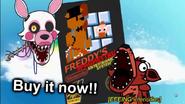 Freddy's Spaghettiria Commercial