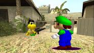 Stupid Mario 3D World 082