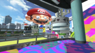 Mario's Miraculous Inflatable Head
