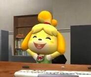 SMG4 Sans's First Day In Smash Bros - Isabelle
