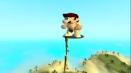Mario Gets Stuck On An Island 241