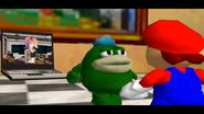 Oh Mario, I need you to help me!