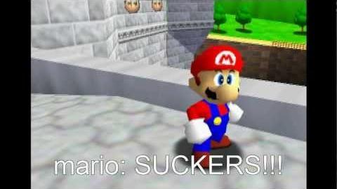 Super Mario 64 Bloopers: The Mushroom Mafia