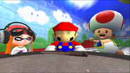 Mario and The Diss Track 132