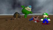 Mario's Prison Escape 181