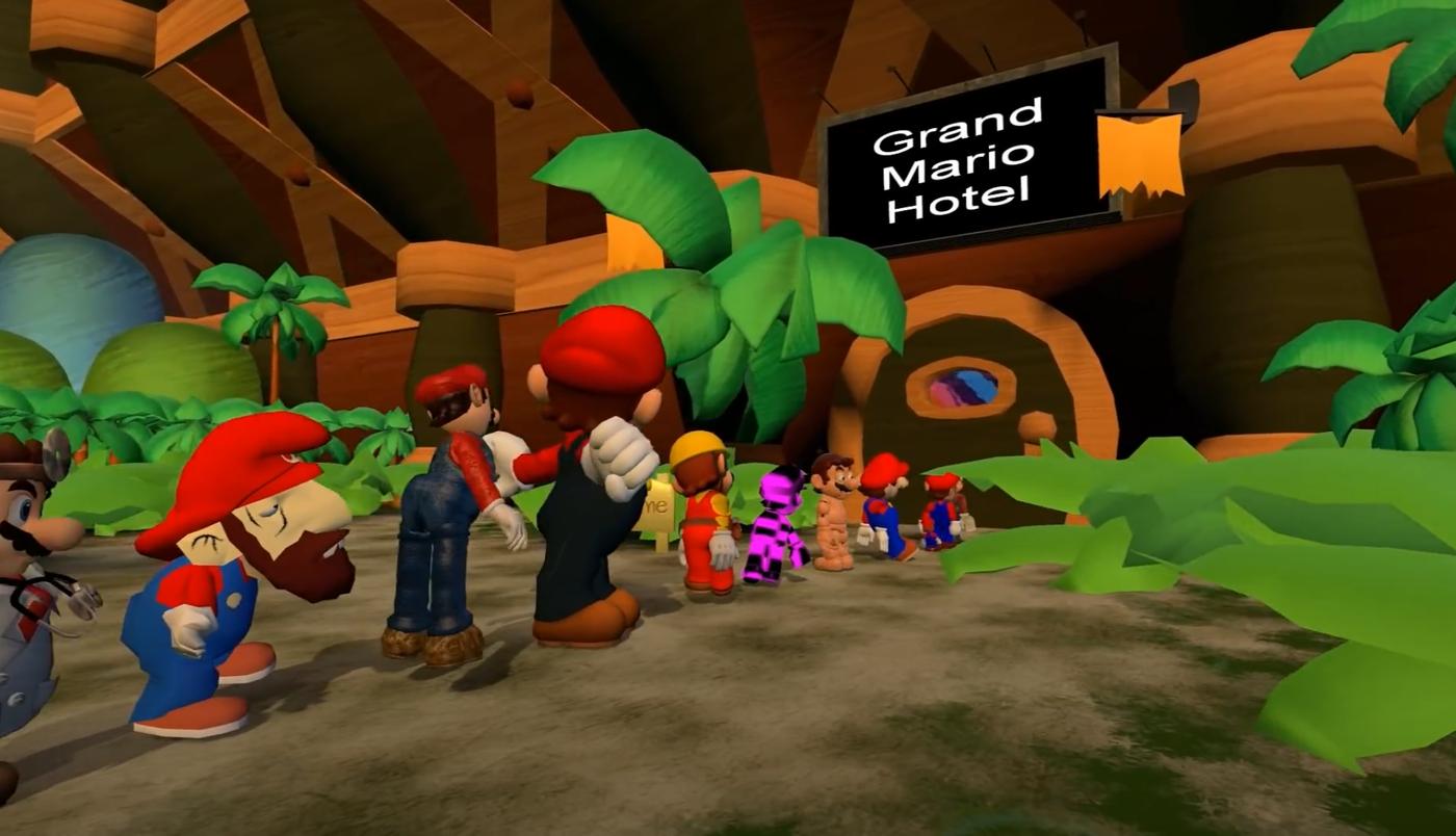 Grand Mario Hotel