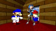 Mario The Ultimate Gamer 160