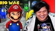 SMG4 talks about If Mario Was AMONG US