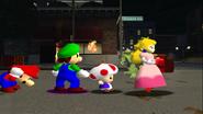 Stupid Mario 3D World 086