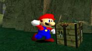 Mario Gets Stuck On An Island 072