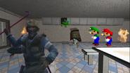 Mario's Prison Escape 131