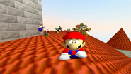 Mario And The T-Pose Virus 112