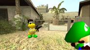 Stupid Mario 3D World 083