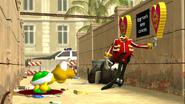 Stupid Mario 3D World 060