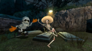 Why Is That Skeleton Wearing A Sombrero