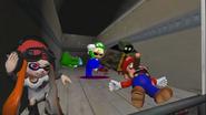 Mario's Prison Escape 197
