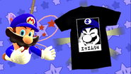 Mario The Scam Artist (SMG4 Merch Store 12)