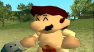 Mario Gets Stuck On An Island 143