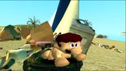 Mario Gets Stuck On An Island 150