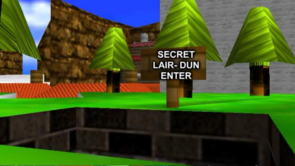 SMG3's Secret Liar