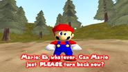 SMG4 Untitled Mario Video 6-4 screenshot