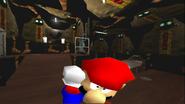 Mario and the Bob Mansion... 130