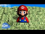 SMG4: What If Mario Had $10,000,000?