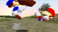 SMG4 Mario and the Waluigi Apocalypse 004