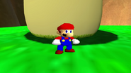 Stupid Mario 3D World 180