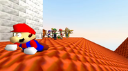 Mario And The T-Pose Virus 109