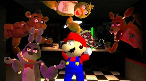 R64: Freddy's spaghettiria