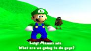 SMG4 Smart Mario 11-2 screenshot