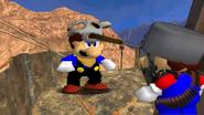 Mad Mario 208