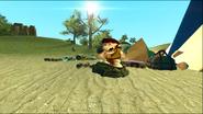 Mario Gets Stuck On An Island 147