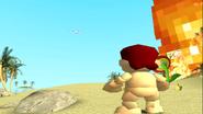 Mario Gets Stuck On An Island 269