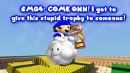 R64 Stupid Mario Kart 4-0 screenshot