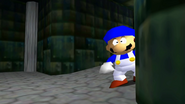 SMG4 looking at something